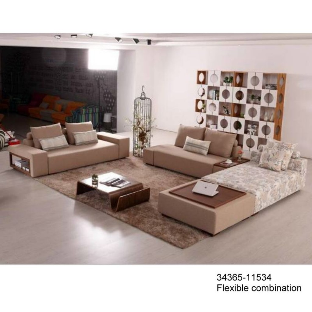 34365-11534 Lesure Flexible combination sofa