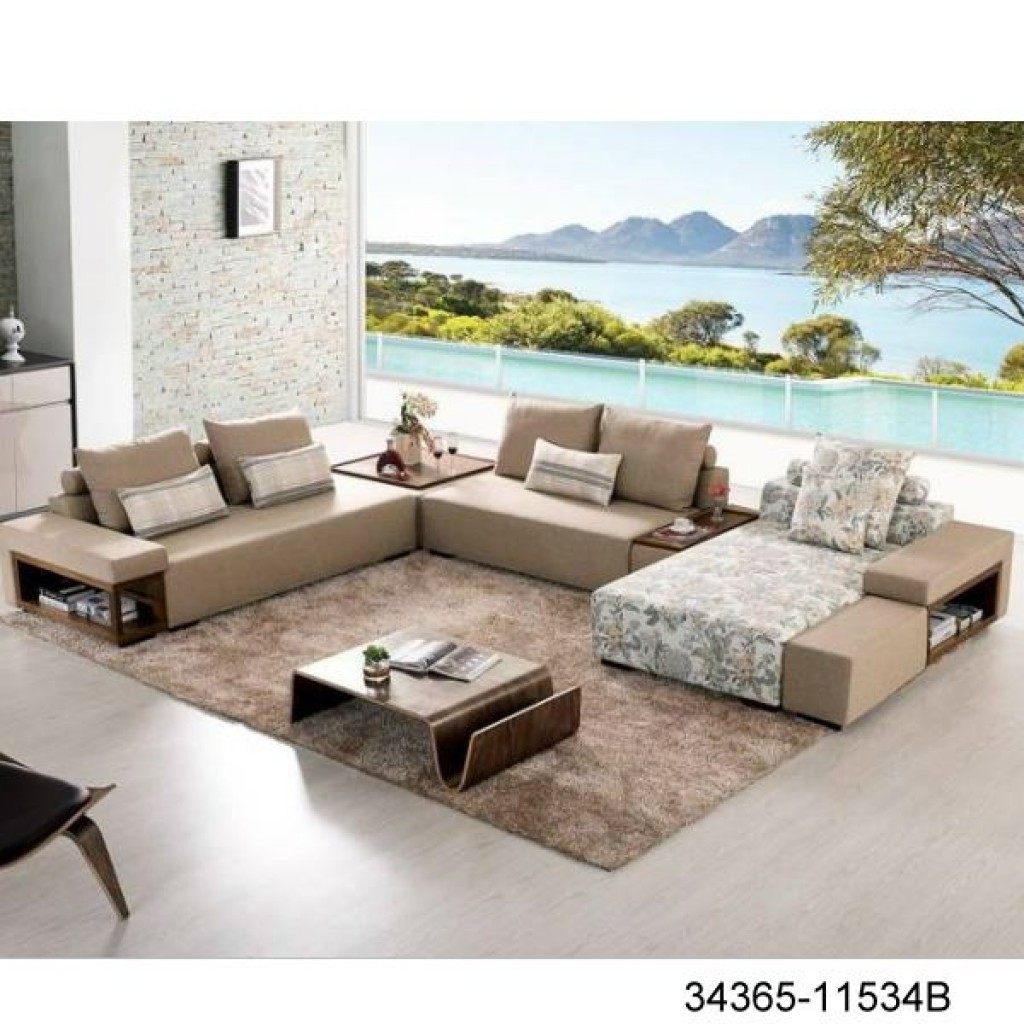 34365-11534B Lesure Flexible combination sofa