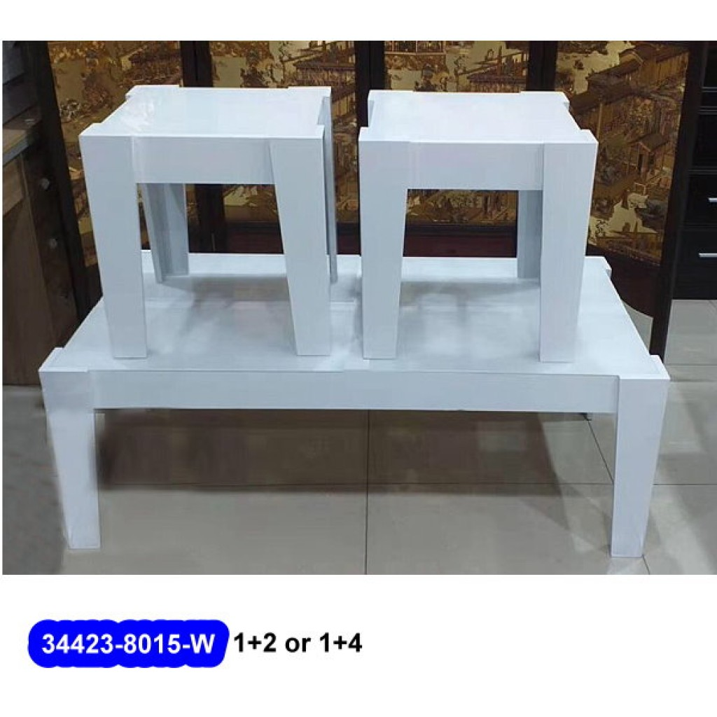34423-8015-2  1+2  Wooden Coffee Table