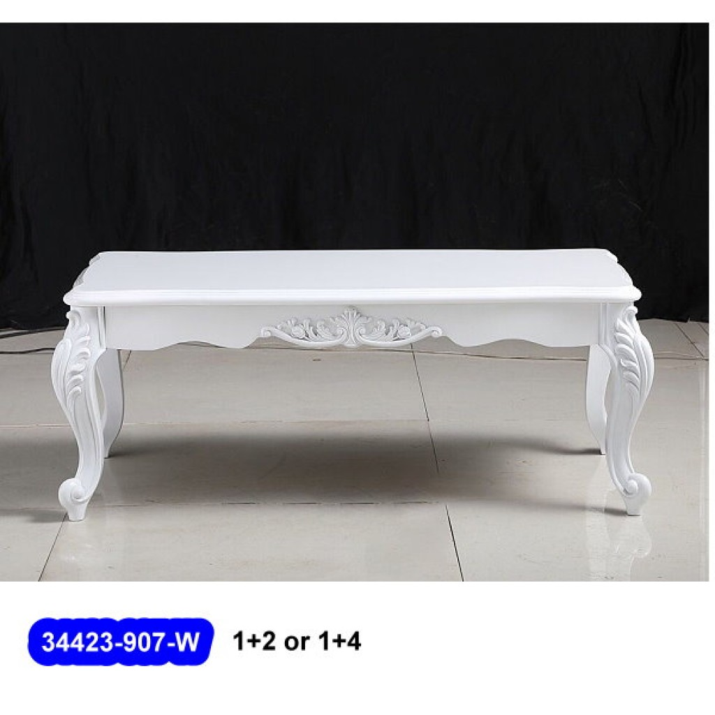 34423-907 1+2 Wooden Coffee Table