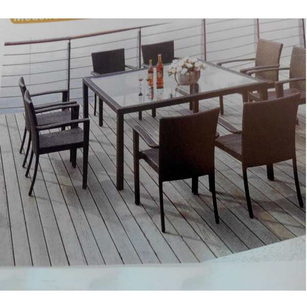 34466-1065&2065 outdoor dining set