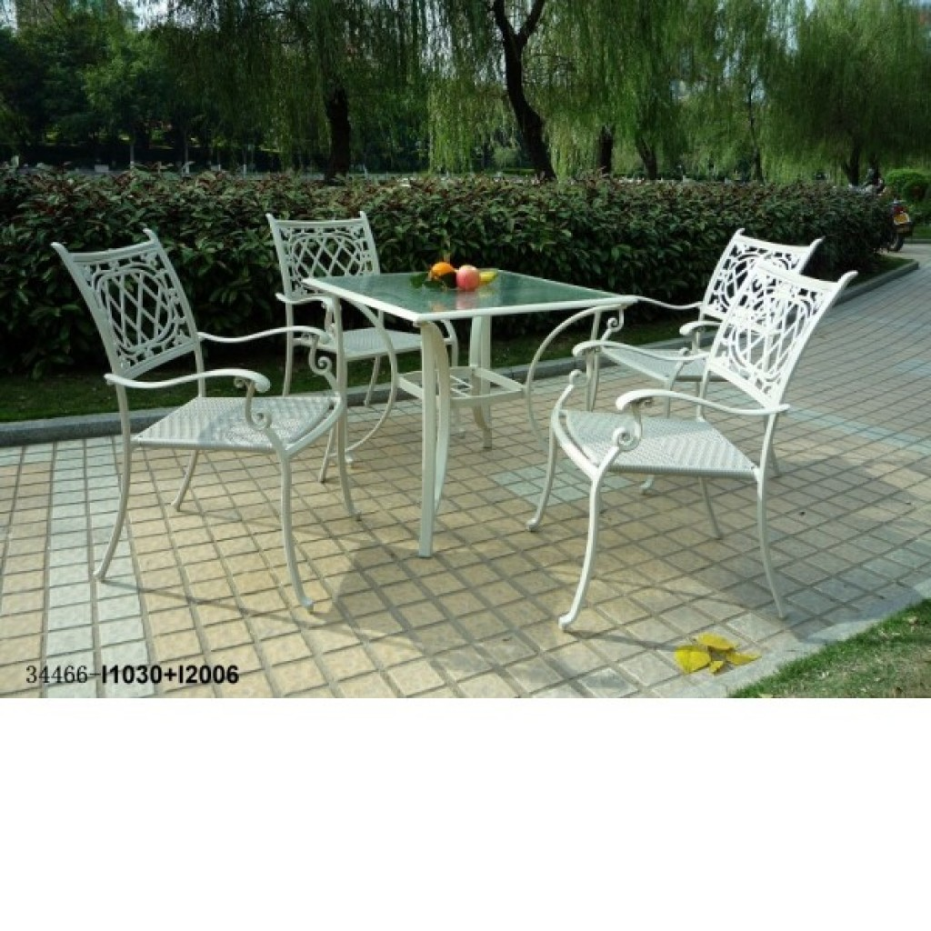 34466-I1030 & 34466-I2006  Outdoor Dining Table