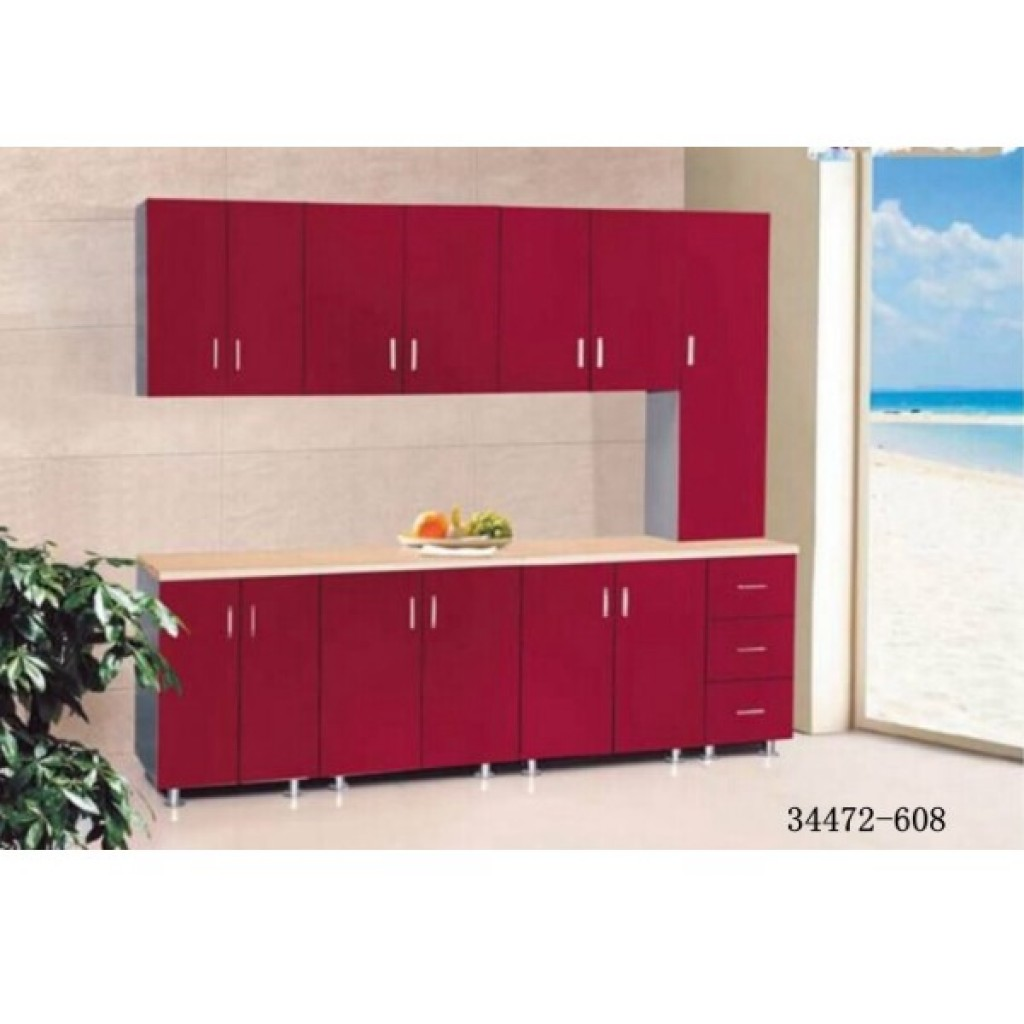 34472-608 MDF Kitchen Cabinet