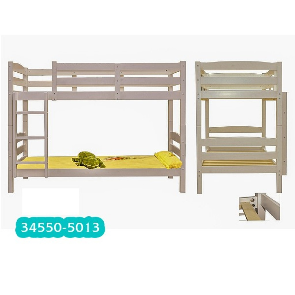 34550-5013 Wooden Bunk Bed
