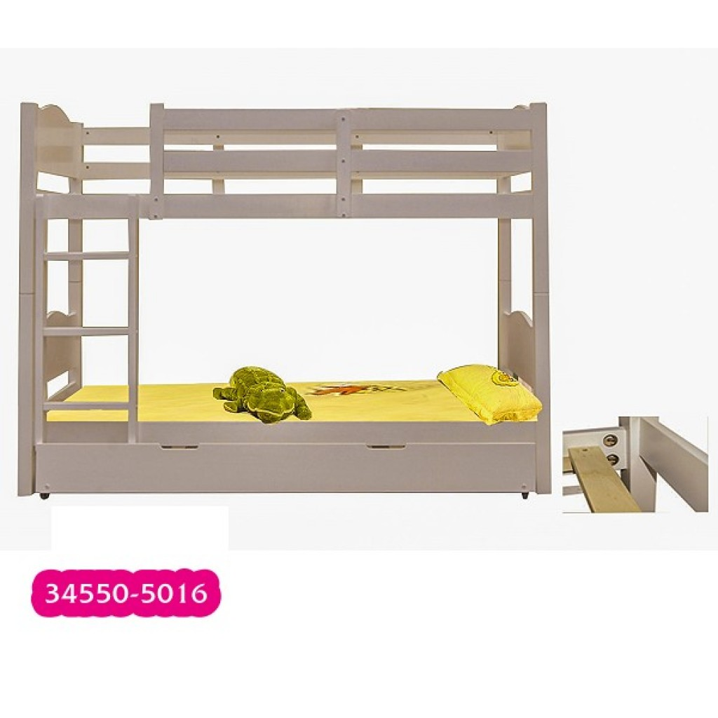 34550-5016 Wooden Children Bunk Bed
