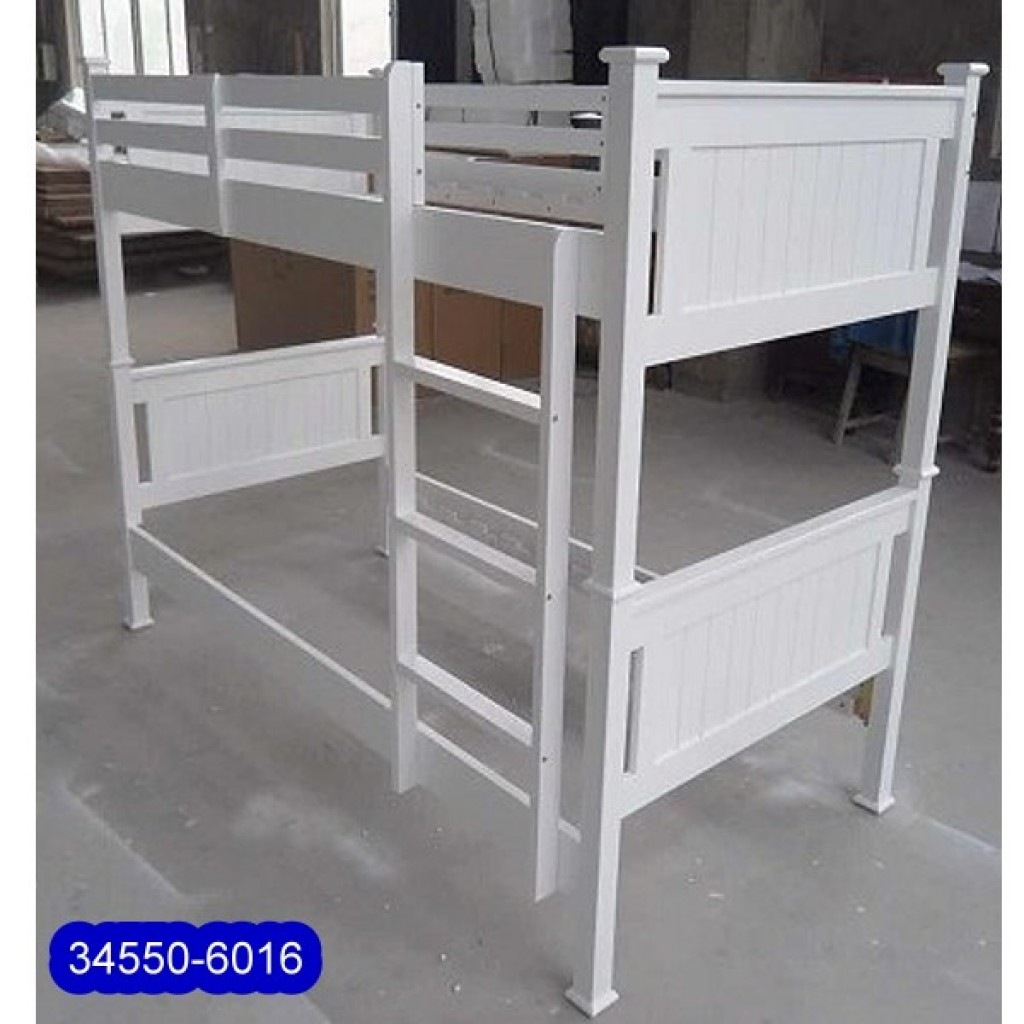 34550-6016 Wooden Children Bunk Bed