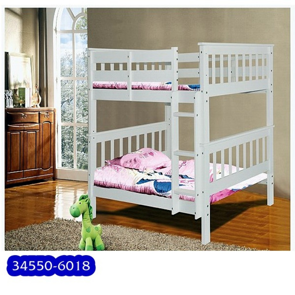 34550-6018 Wooden Children Bunk Bed