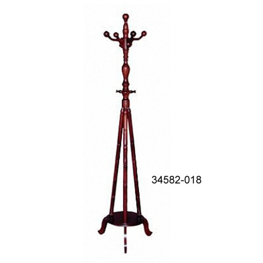 34582-018 Metal Coat Rack