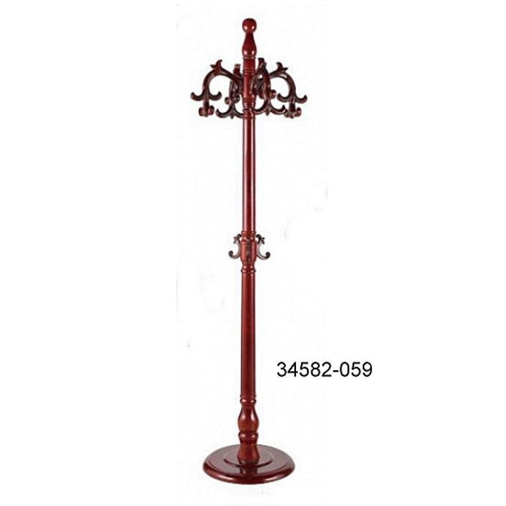 34582-059 Metal Coat Rack