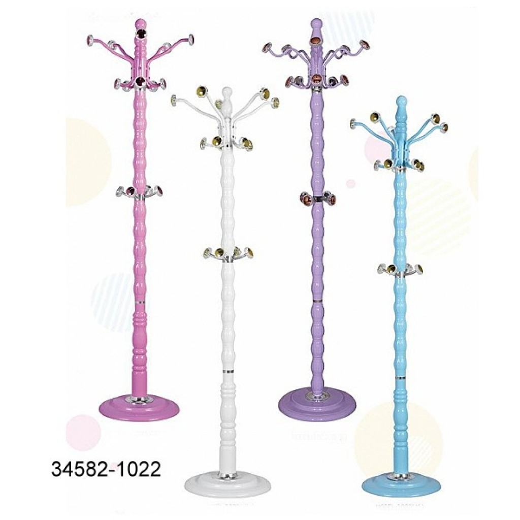 34582-1022 Metal Coat Rack