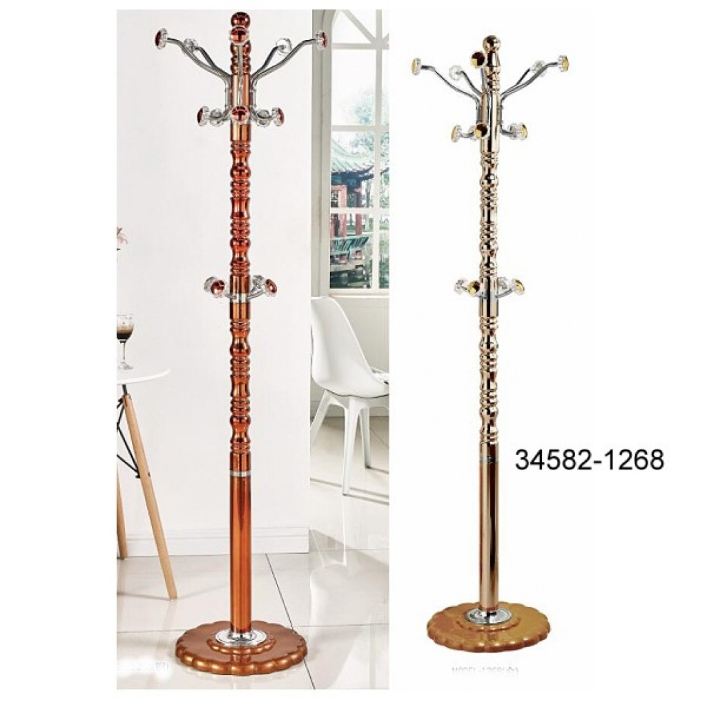 34582-1268 Metal Coat Rack