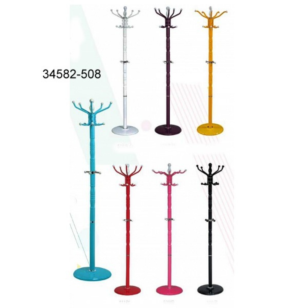 34582-508 Metal Coat Rack