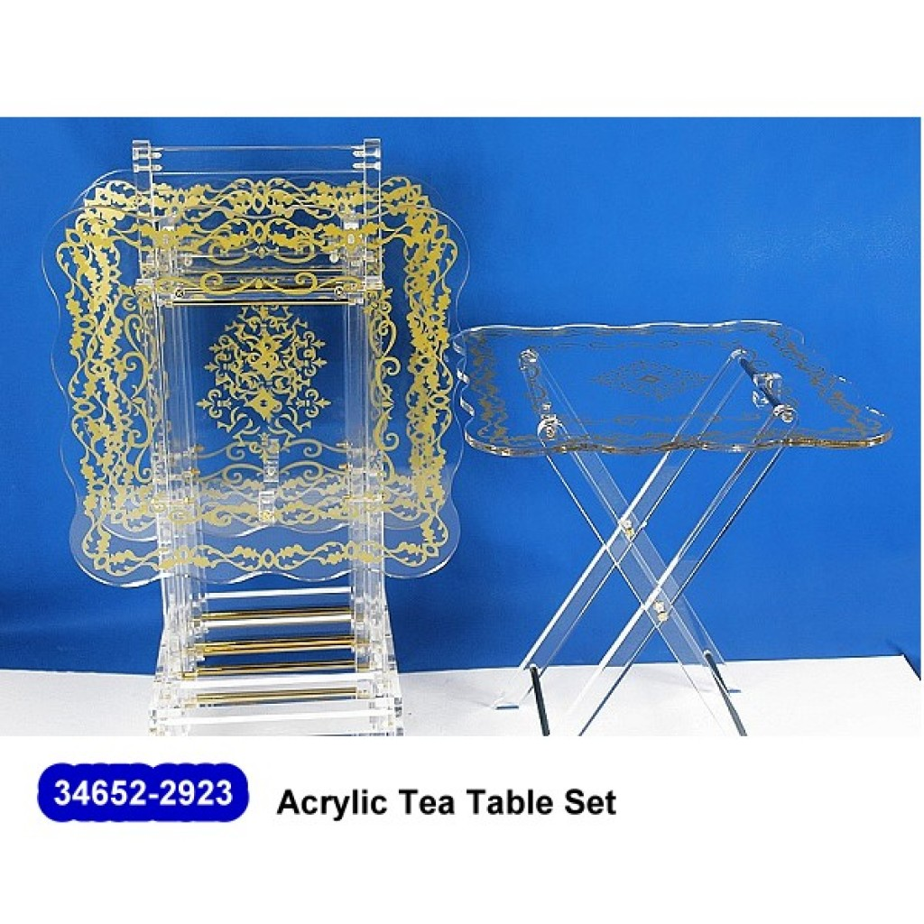 34652-2923 Acrylic coffee table