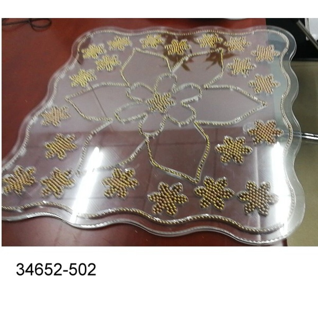 34652-502 New Design Acrylic Tea  table