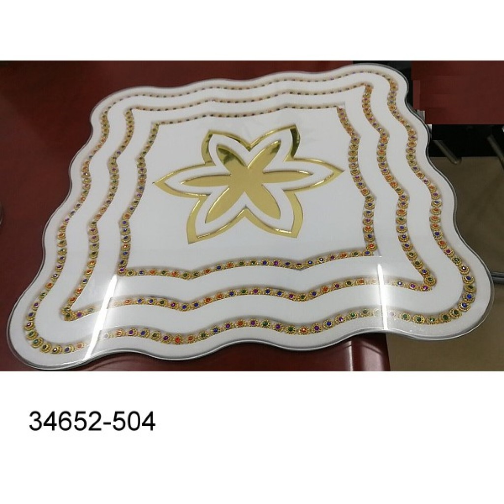 34652-504 New Design Acrylic Tea  table