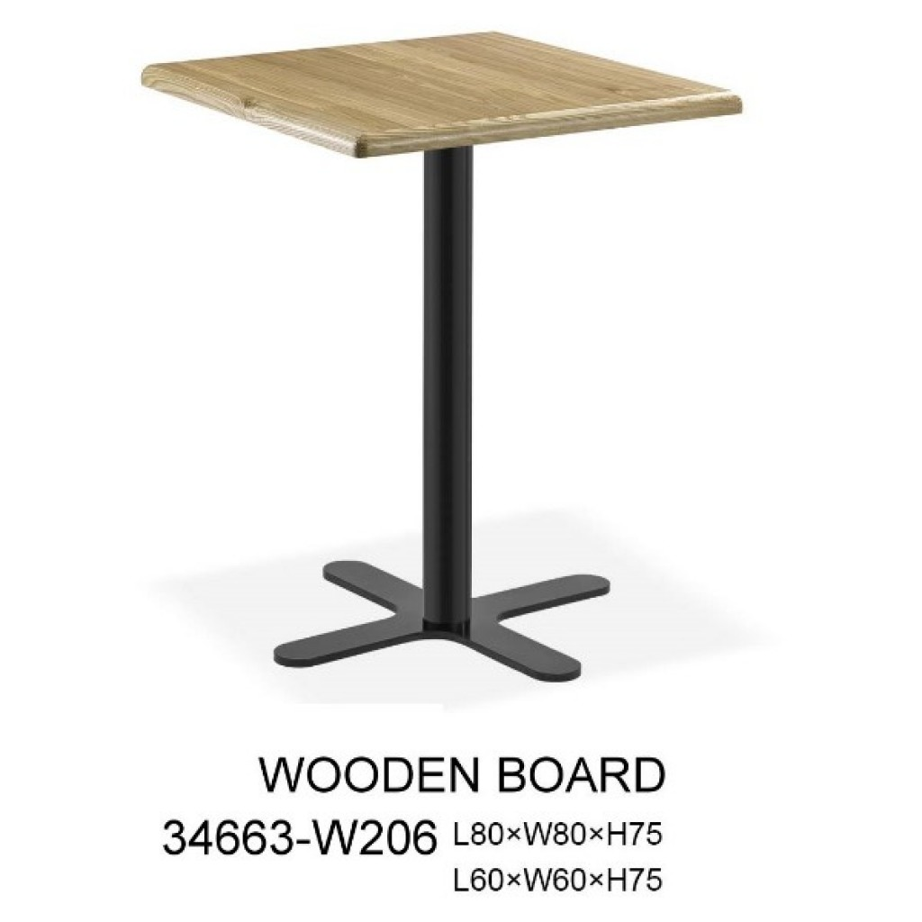 34663-W206  Outdoor Table