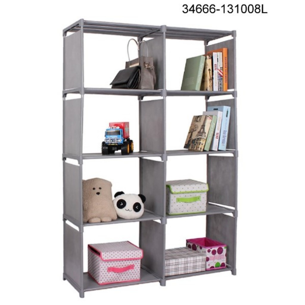 34666-131008L HOME STORAGE CLOTH WARDROBE