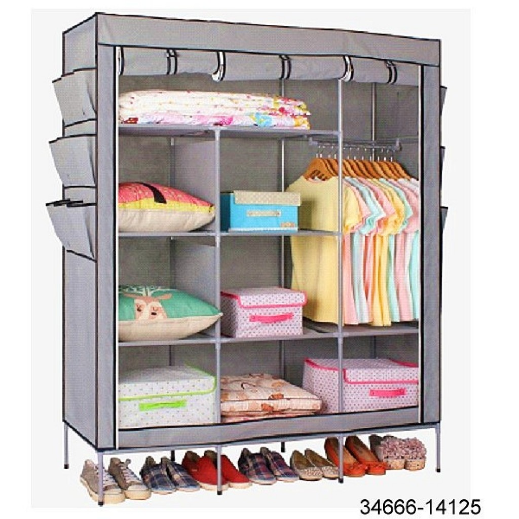34666-14125 HOME STORAGE CLOTH WARDROBE
