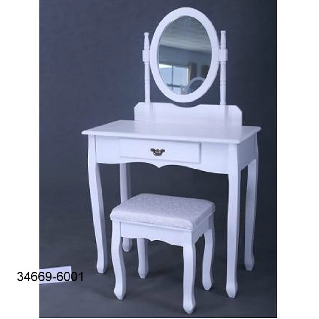 34669-6001 Dressing table & Mirror