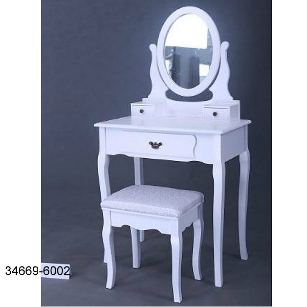 34669-6002 Dressing table & Mirror