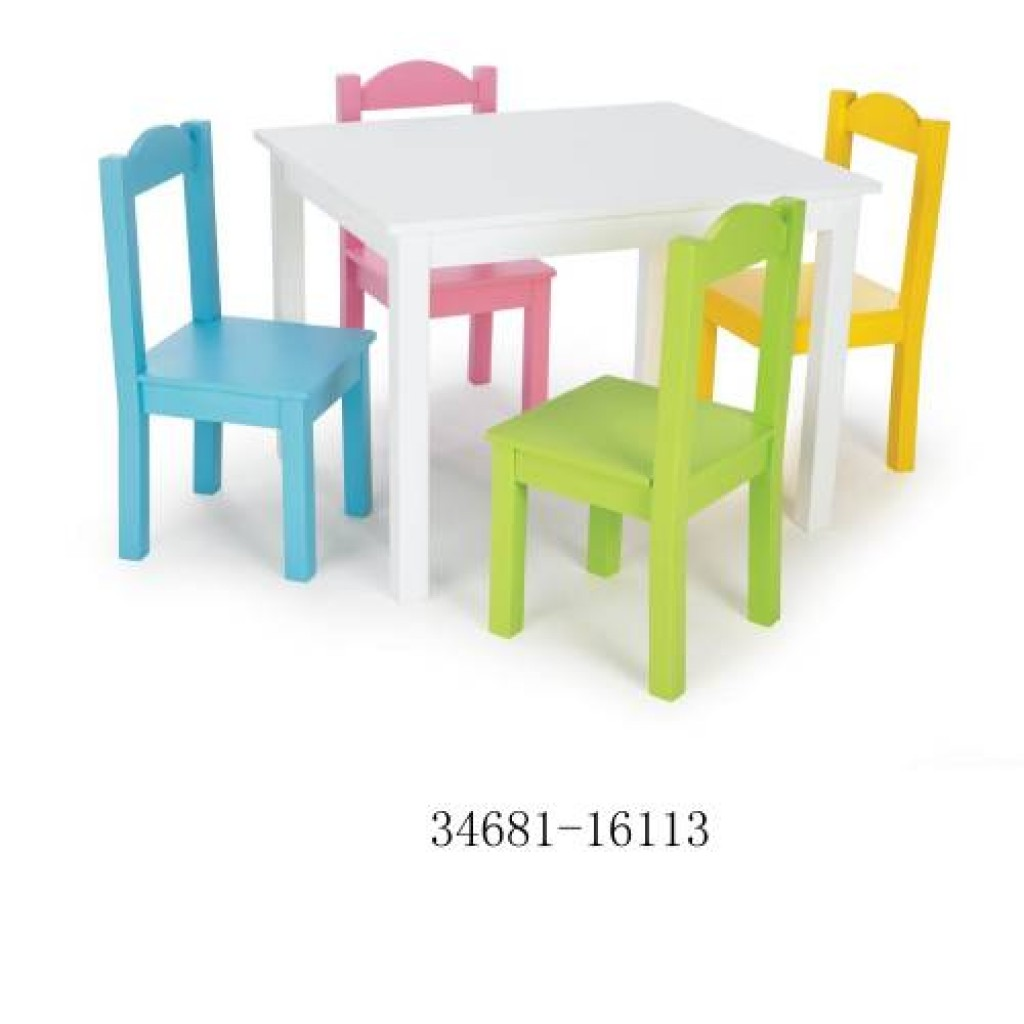 34681-16113 kids dining table set