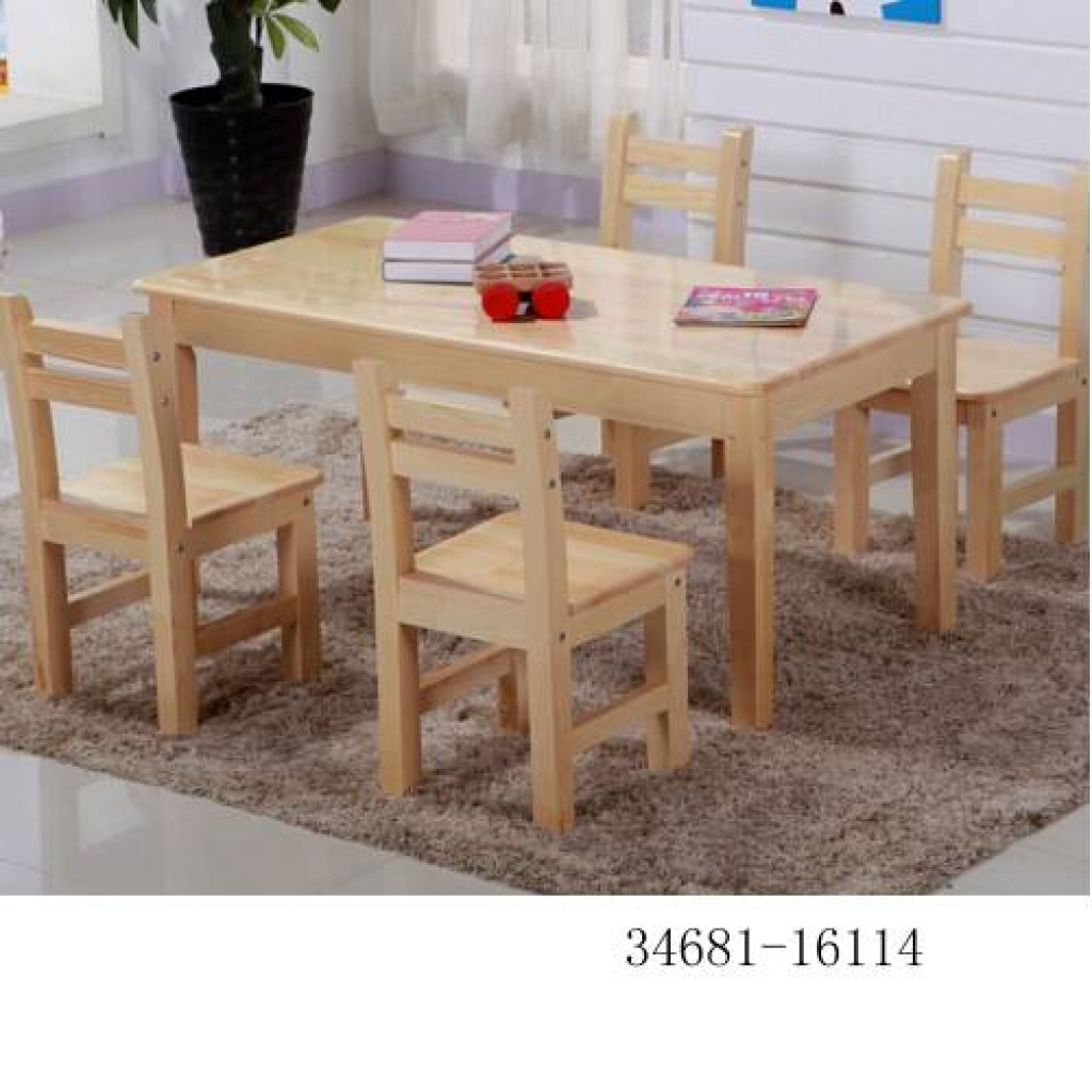 34681-16114 Children table and chair sets