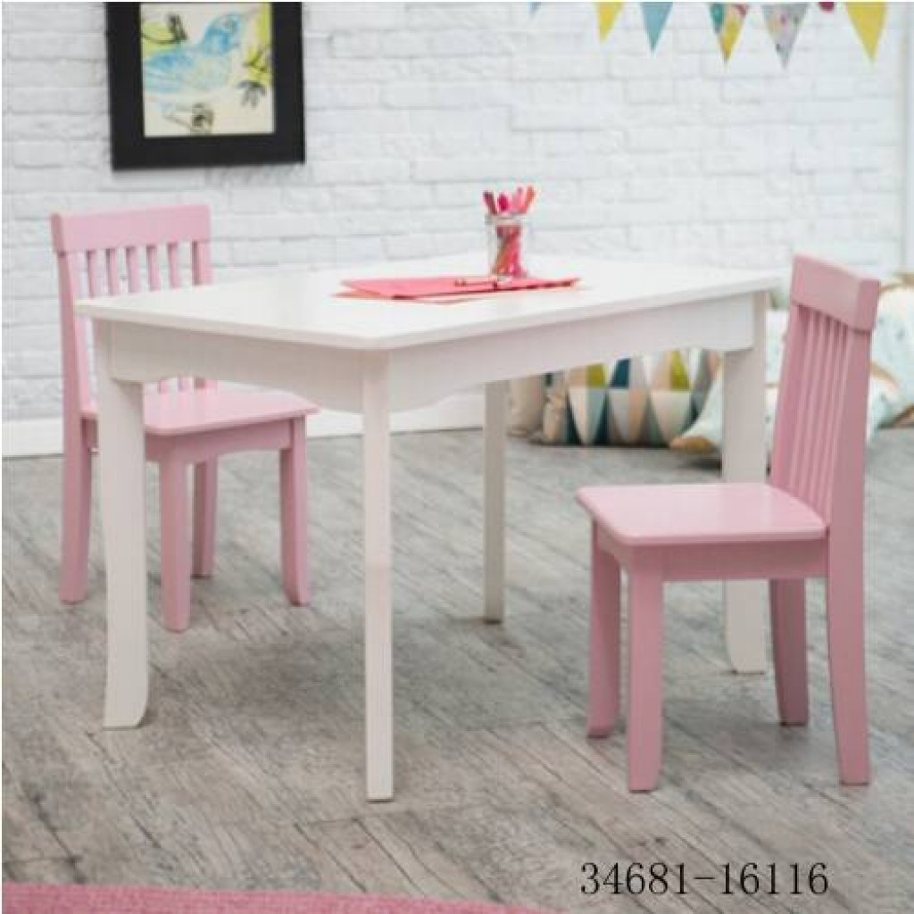 34681-16116 Children table and chair sets