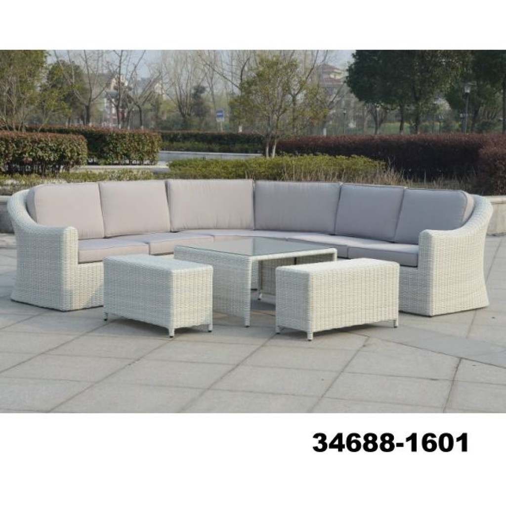 34688-1601 aluminum tube sofa set