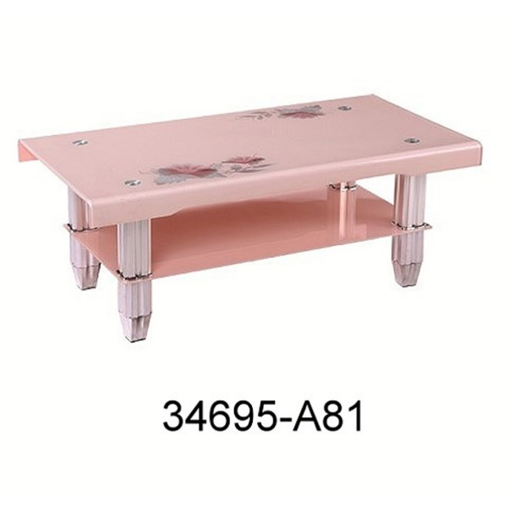 34695-A81 Glass coffee table