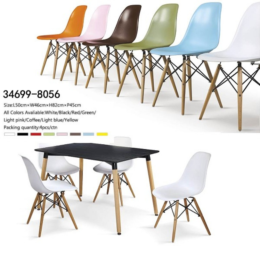 34699-8056 Plastic Dining Chair