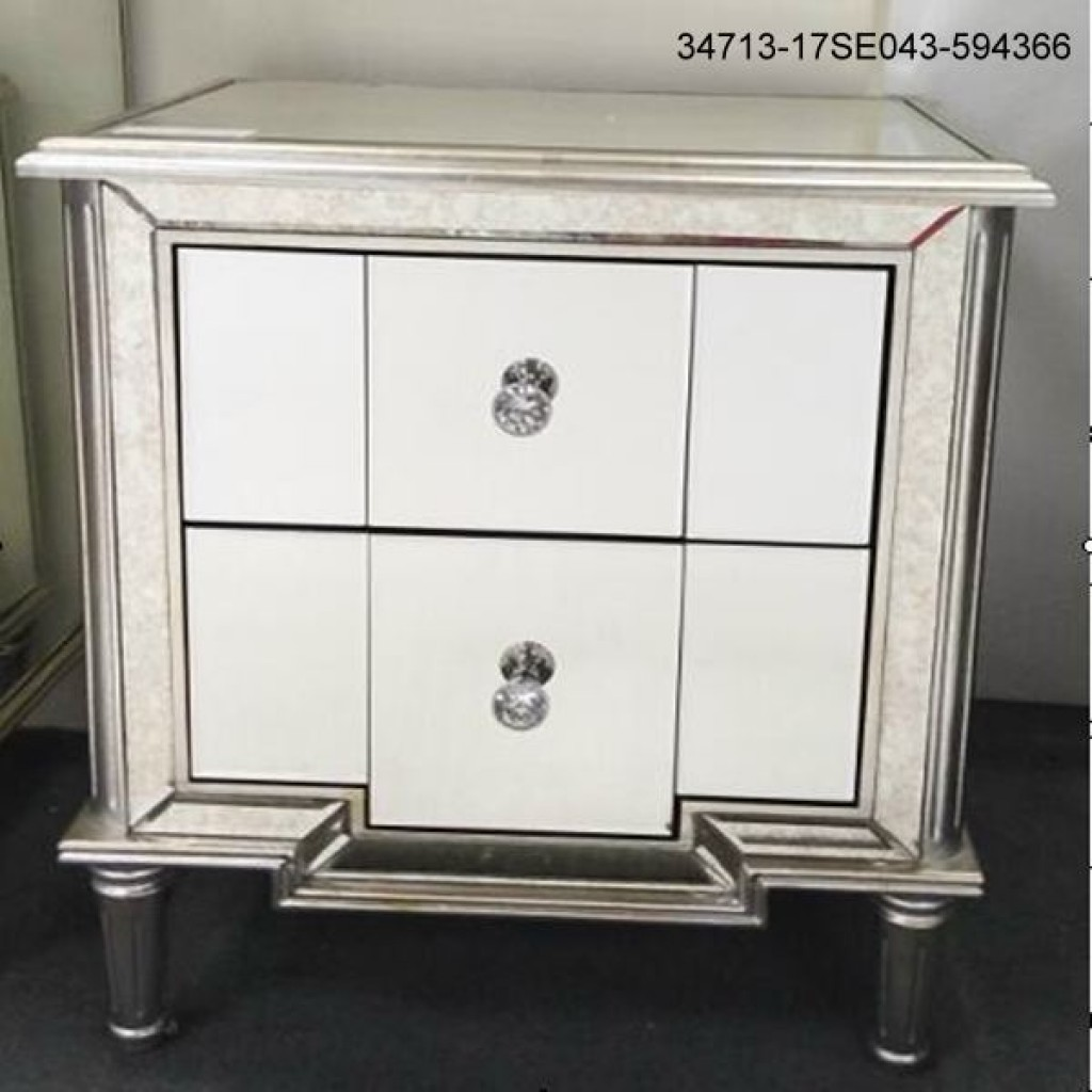 34713-17SE043-594366 Night stand with 2 drawers