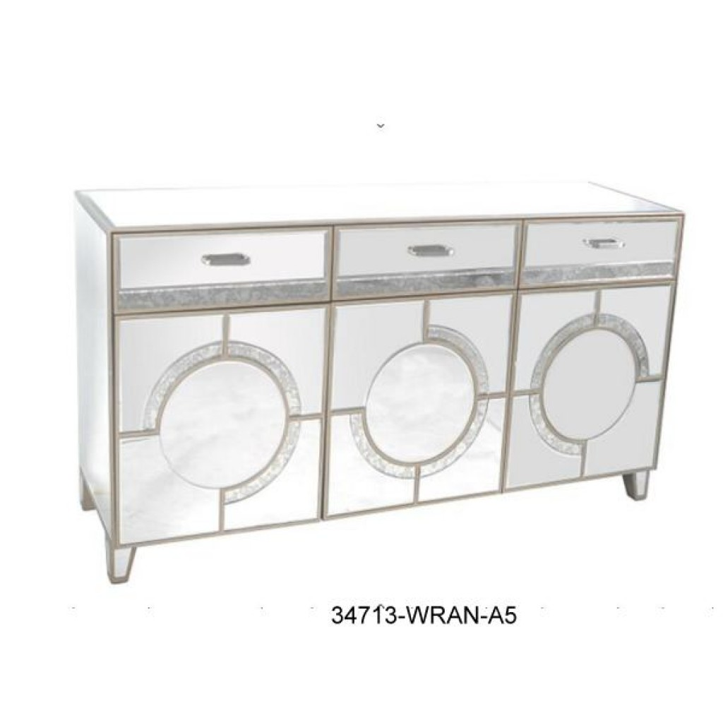 34713-WRAN-A5 Cabinet
