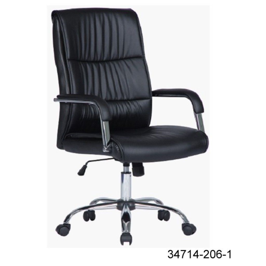 34714-206-1 PU Leather Office Chair
