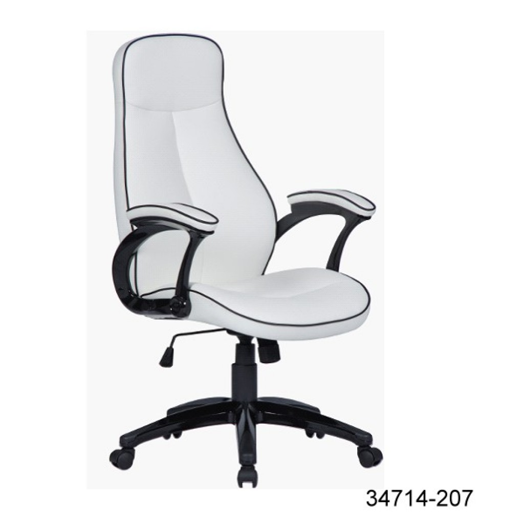 34714-207 PU Leather Office Chair