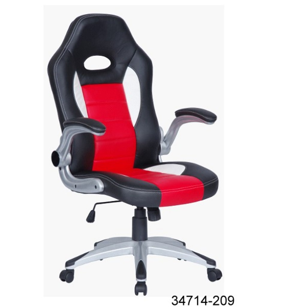 34714-209 PU Leather Office Chair