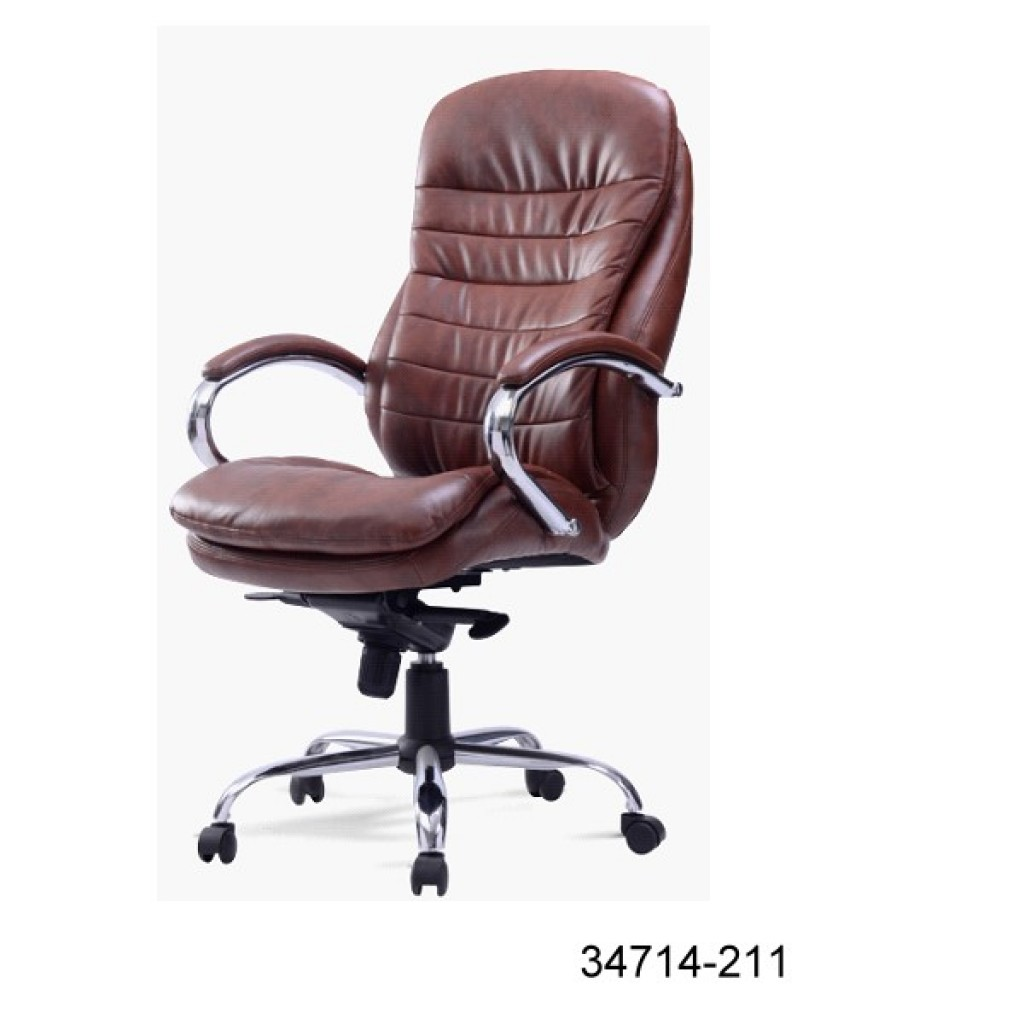 34714-211 PU Leather Office Chair