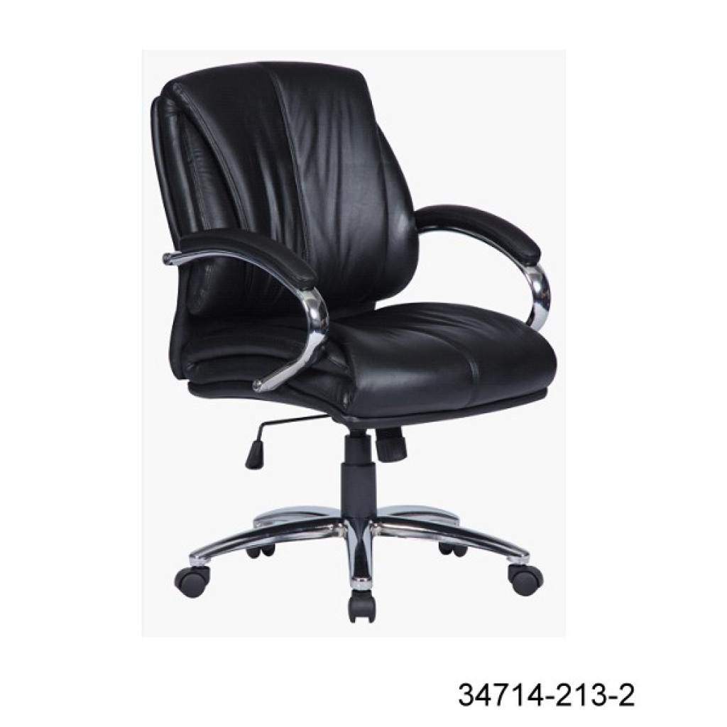 34714-213-2 PU Leather  office chair