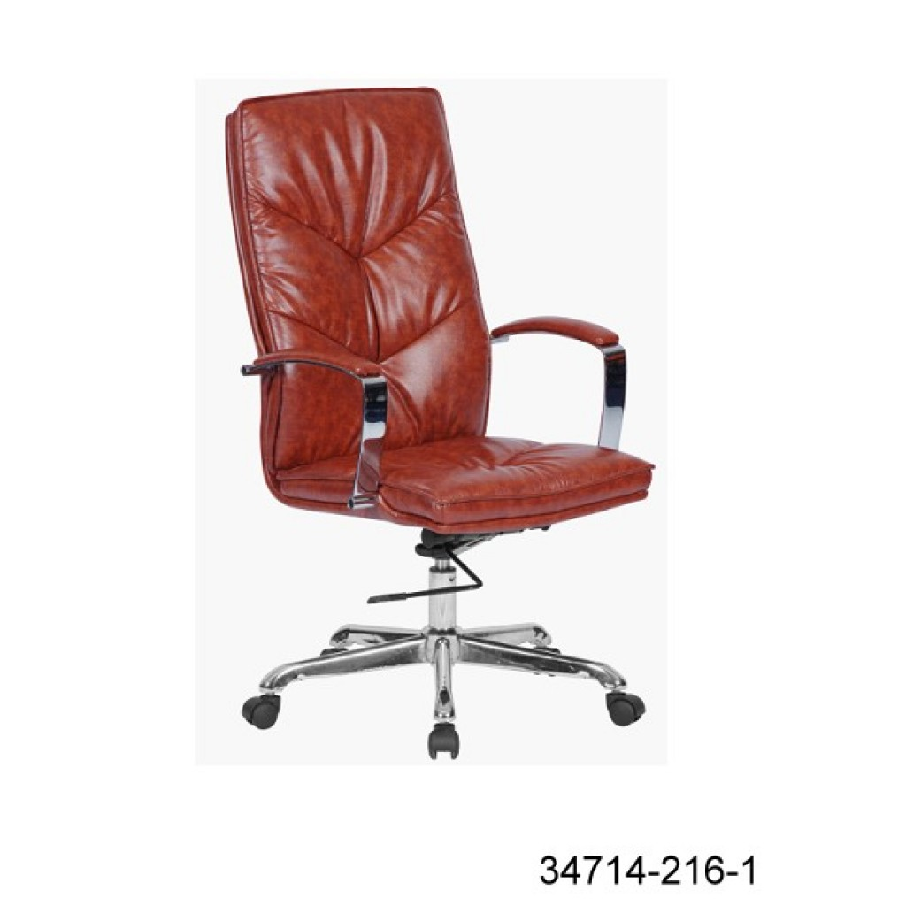 34714-216-1 PU Leather  office chair