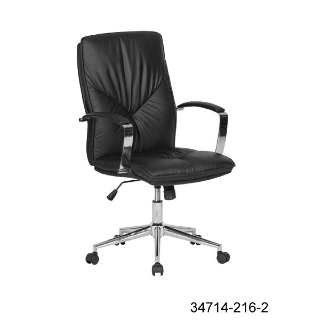 34714-216-2 PU Leather  office chair