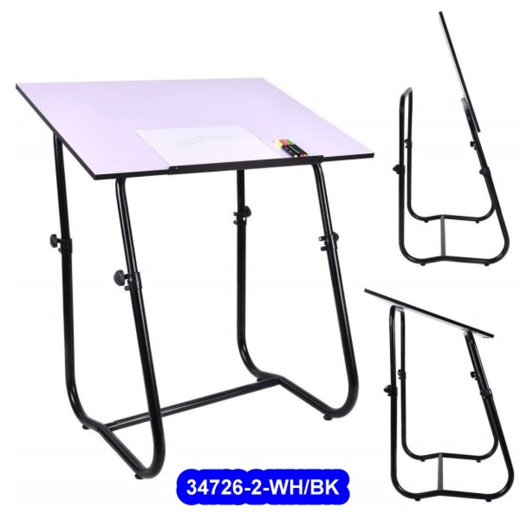 34726-2 Children adjustable drawing table
