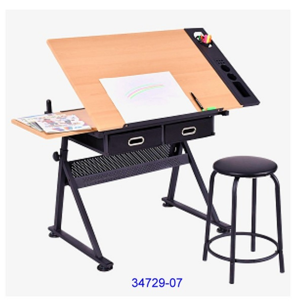 34729-07 Drawing table