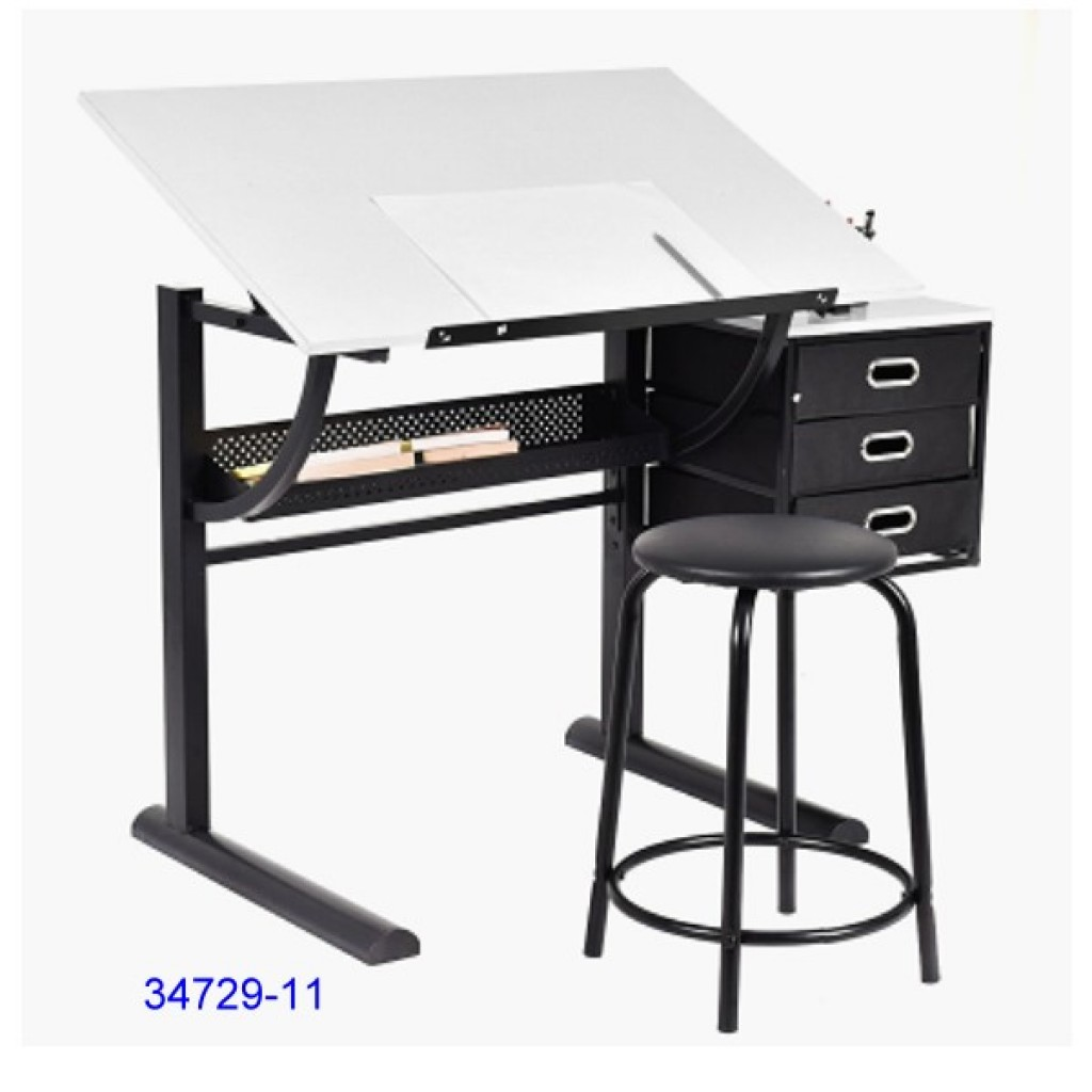 34729-11 Drawing table