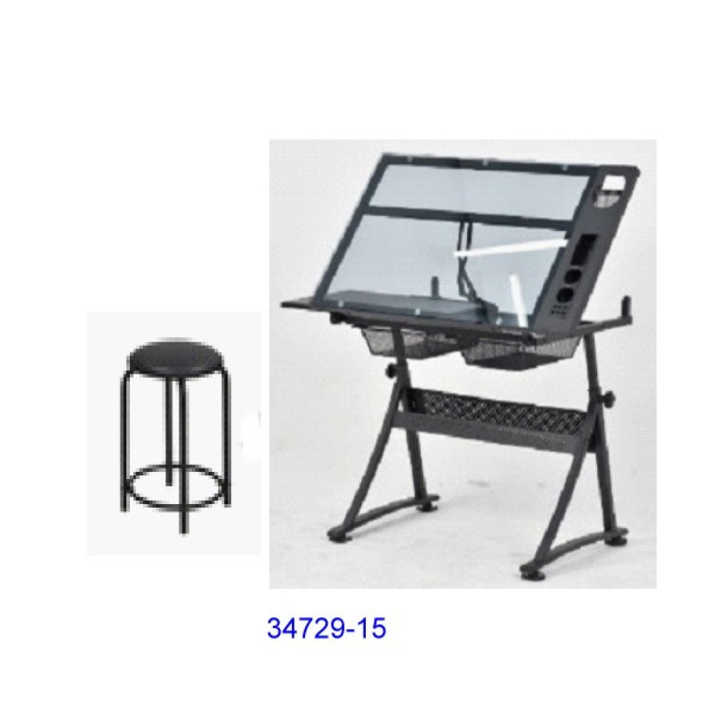 34729-15 Drawing table