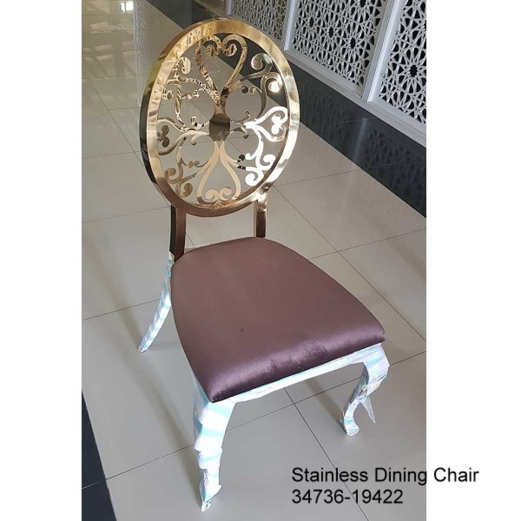 34736-19422 Stainless Dining Chair