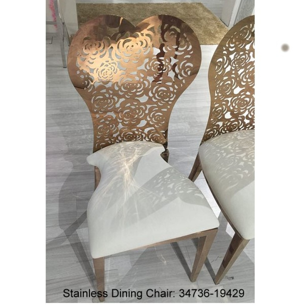 34736-19429 Stainless Dining Chair