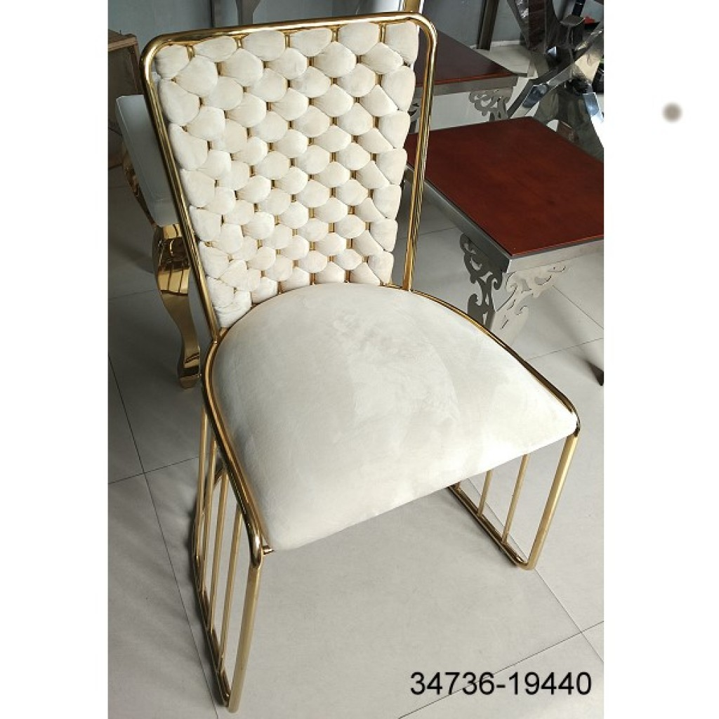 34736-19440 Stainless Dining Chair