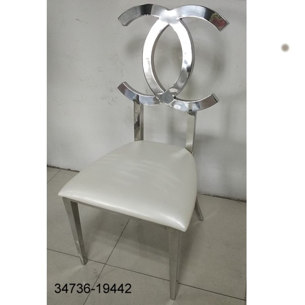 34736-19442 Stainless Dining Chair