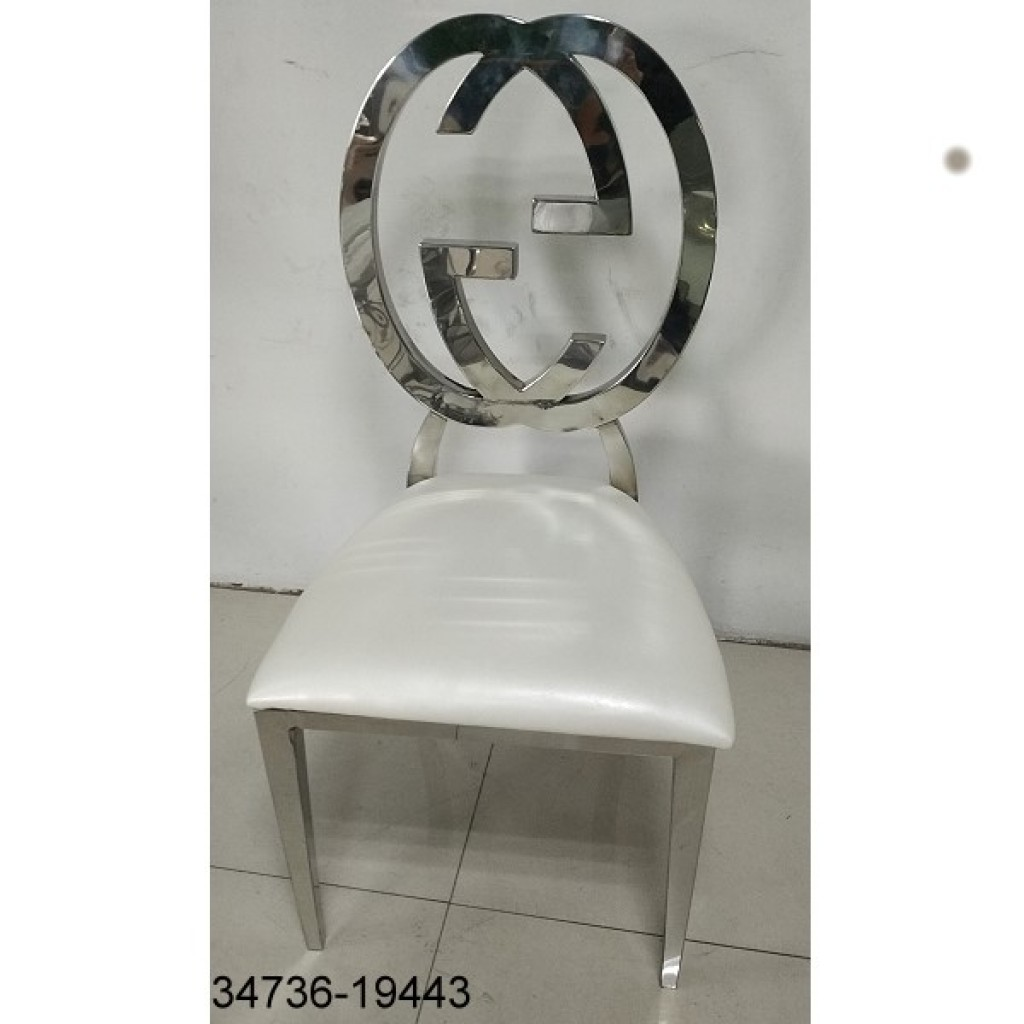 34736-19443 Stainless Dining Chair
