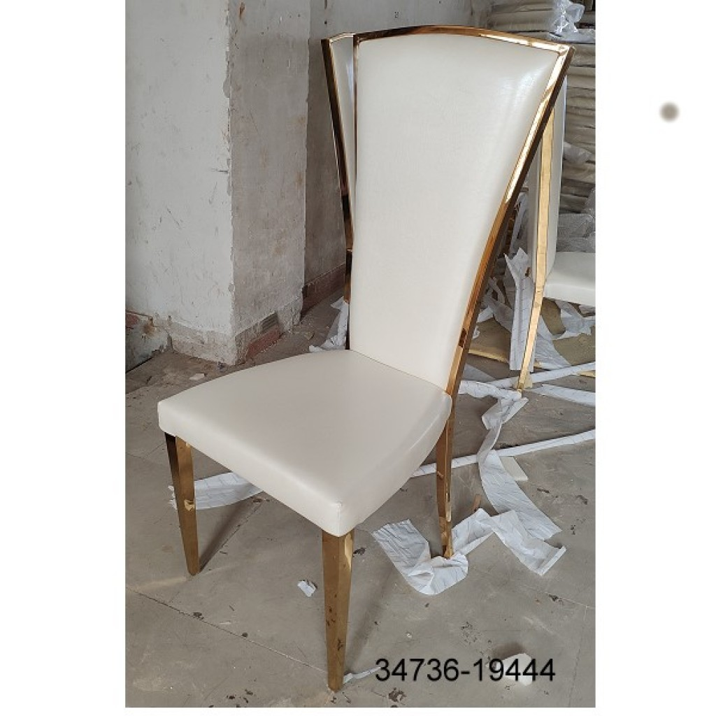 34736-19444 Stainless Dining Chair
