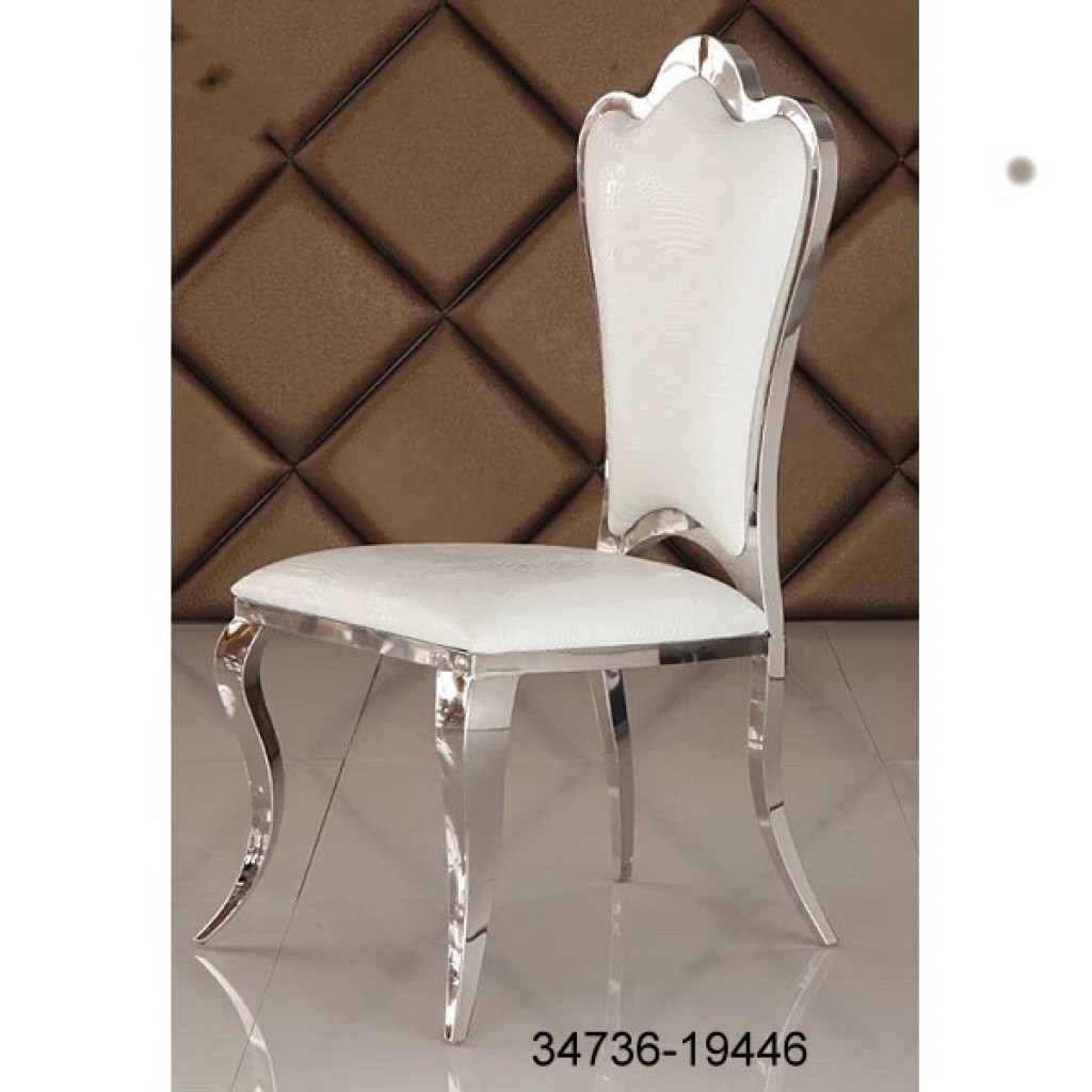 34736-19446 Stainless Dining Chair